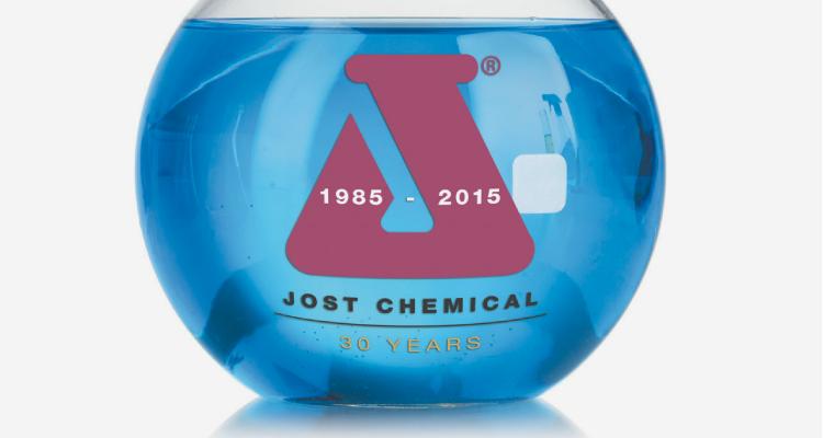 Jost Chemical Celebrates 30 Years
